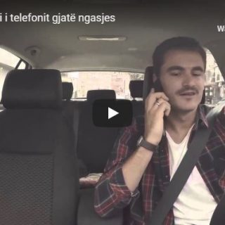 telefon-vozitje